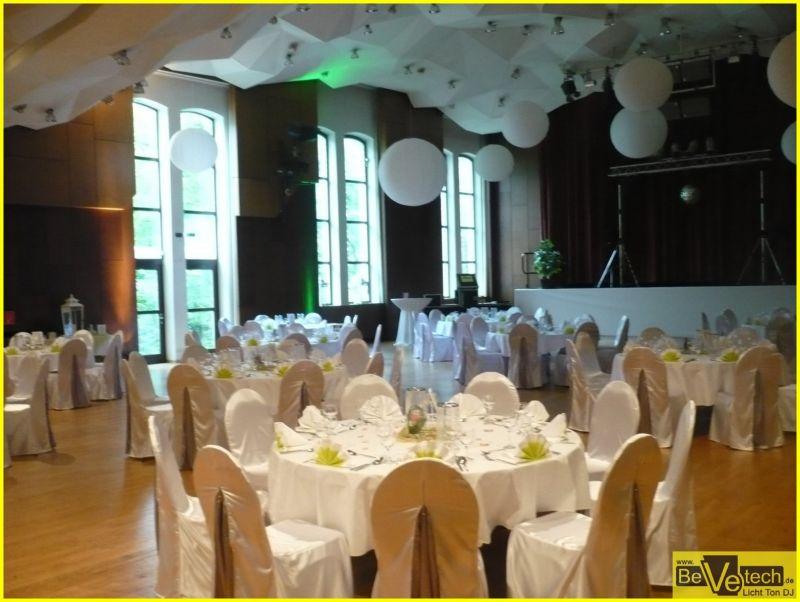 2011 Hochzeiten Bevetech Veranstaltungstechnik Licht Ton Dj