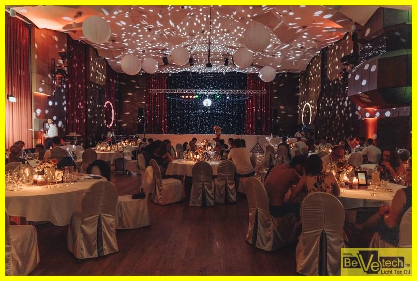 24 08 2019 Hochzeit Bismarckhalle In Siegen Weidenau Bevetech Veranstaltungstechnik Licht Ton Dj